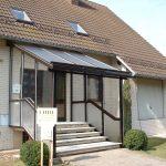Vordach, Uhde - Bauelemente 37539 Bad Grund – Gittelde Bahnhofstr. 4